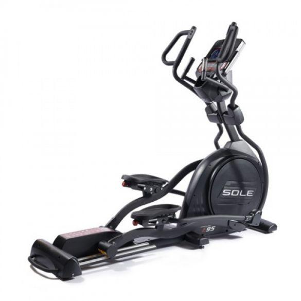 Sole Fitness E95 elliptical crosstrainer gebruikt  E95-GBRKT