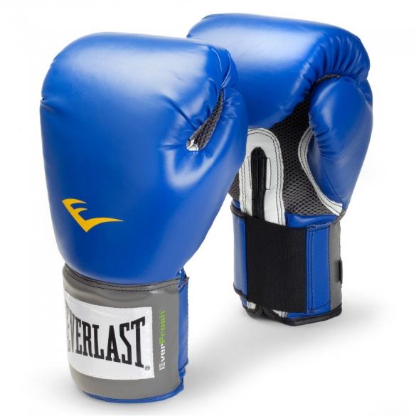Everlast Pro Style Bokshandschoen blauw  400024