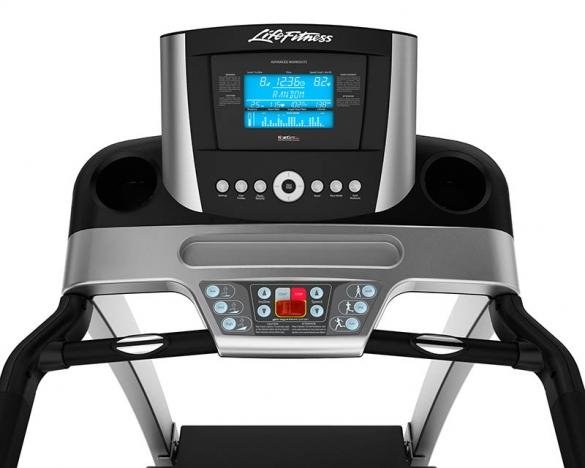 life fitness loopband t3 advanced gebruikt kopen bestel bij. Black Bedroom Furniture Sets. Home Design Ideas