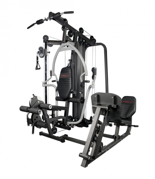 Finnlo krachtstation Autark 6000 met Leg Press  F 3940 + F3947