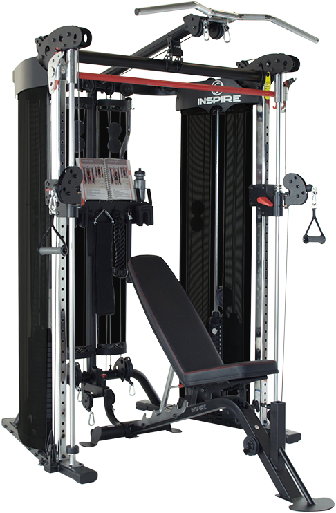 Finnlo Maximum Inspire Functional Trainer FT2 zwart  3638