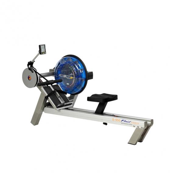 First Degree roeitrainer Fluid Rower S-500 gebruikt  S-500gebruikt