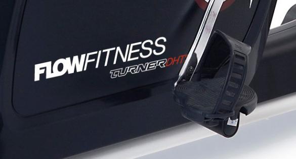 Set Voetpedalen voor een Flow Fitness hometrainer DHT250  TRAPPERDHT250