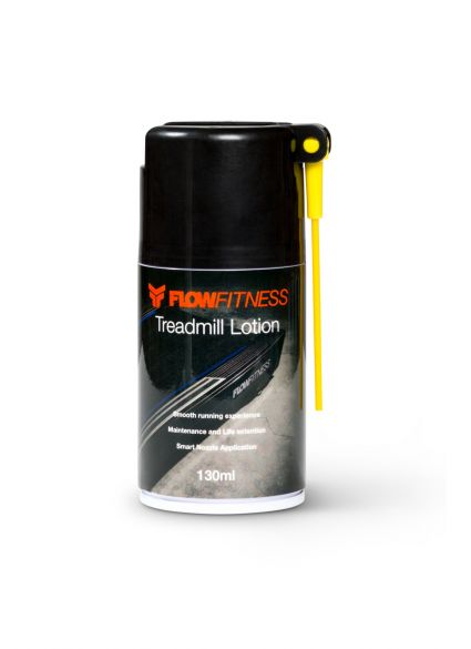 Flow Fitness Treadmill Lotion 130ml met Smart Nozzle  FFA18001