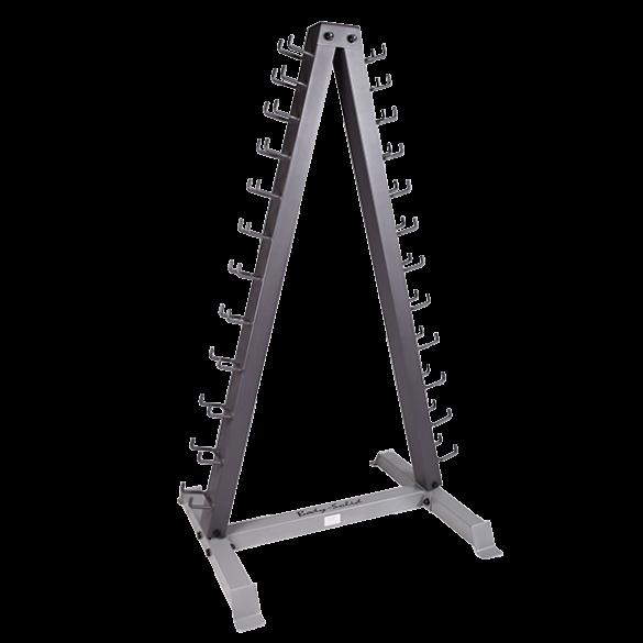 Body-Solid Vertical dumbbell rek 12 paar  GDR24