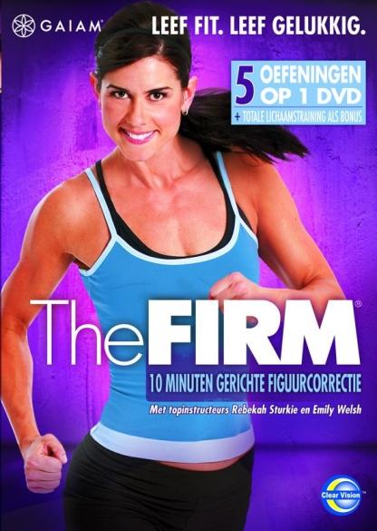 Gaiam THE FIRM - 10 minuten figuurcorrectie  GMDVD064NL
