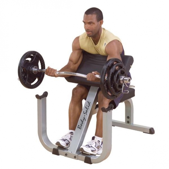 Body Solid Preacher Curl Bench GPCB329  GPCB329