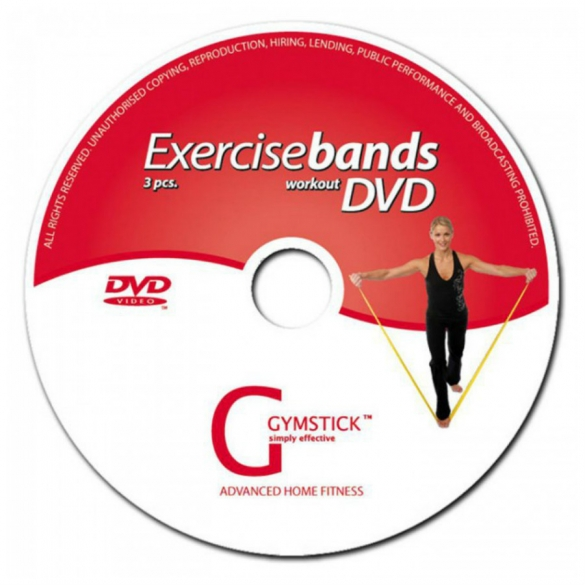 Gymstick muscle CD + DVD 1 368022  MEIJ368022