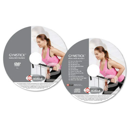 Gymstick muscle CD 2 368023  MEIJ368023