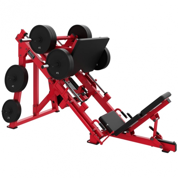 Hammer Strength Linear Leg Press  PL-LHP