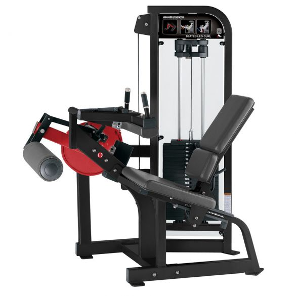 Hammer Strength Select Seated Leg Curl  HS-SLC