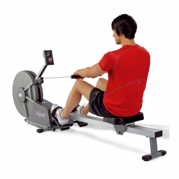 Horizon Fitness roeitrainer Oxford II (Demo model)  horfitoxford