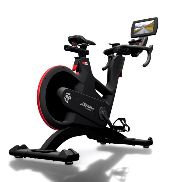 Life Fitness ICG Indoor Cycle IC8 met MyRide VX Personal demo  LFICG8_VX