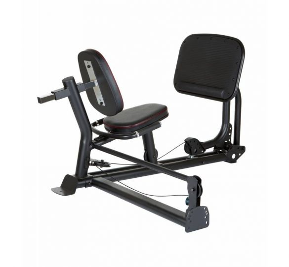 Finnlo Maximum / Inspire Fitness Leg Press voor Multi-Gym M3 en M5 zwart  F3634