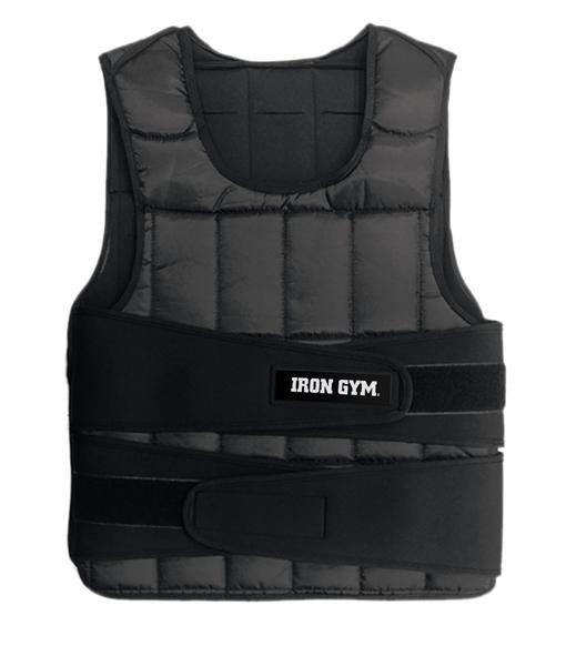 Iron Gym Gewicht Vest 10 KG  IRG026Voorraad