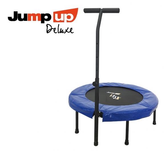 Jump Up Trampoline Deluxe met T Beugel  OMT001