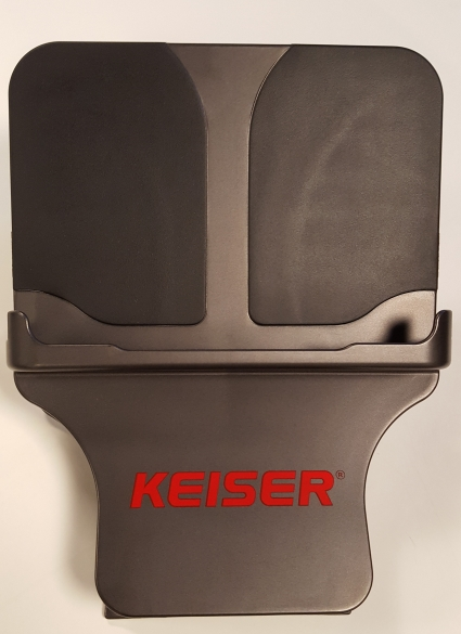 Keiser tablethouder voor M3i spinningbike  KEISERTABLET