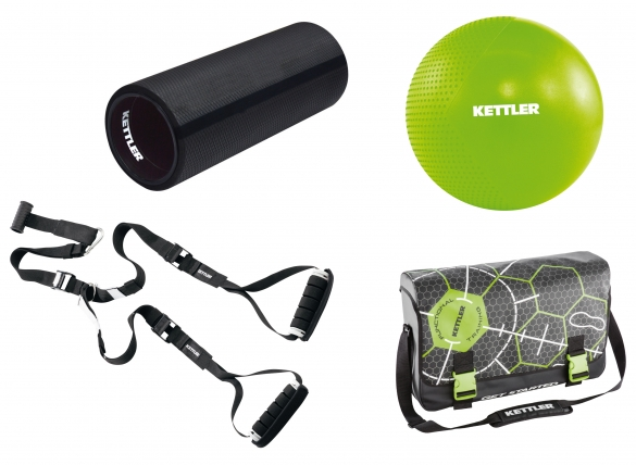 Kettler Functional Training Athlete set met App 07381-400  07381-400Voorraad