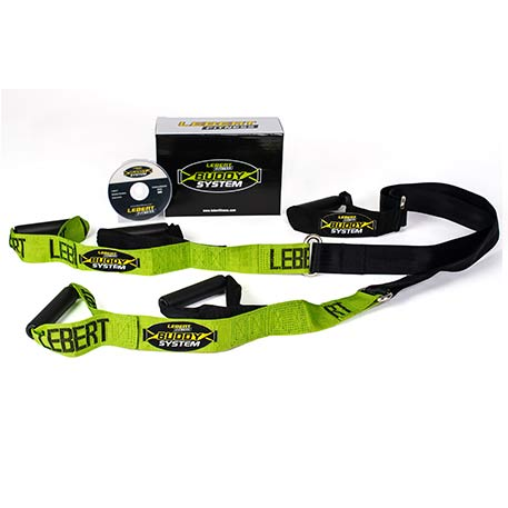 Lebert Buddy System lime  820013