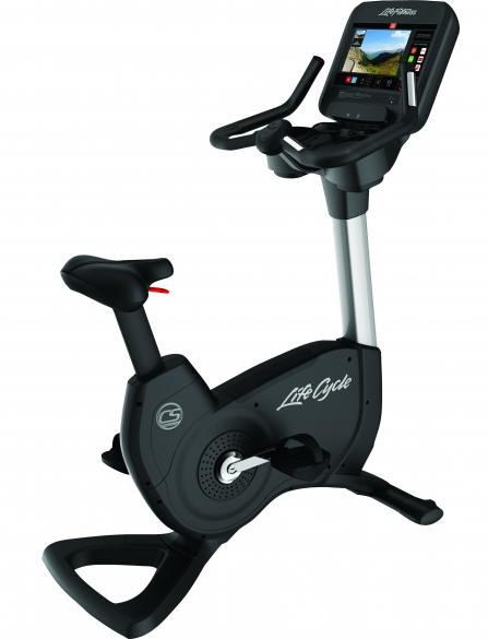 LifeFitness hometrainer Platinum Club Series Discover SE3 Arctic Silver  PH-PCCEE-3WXXD-0107