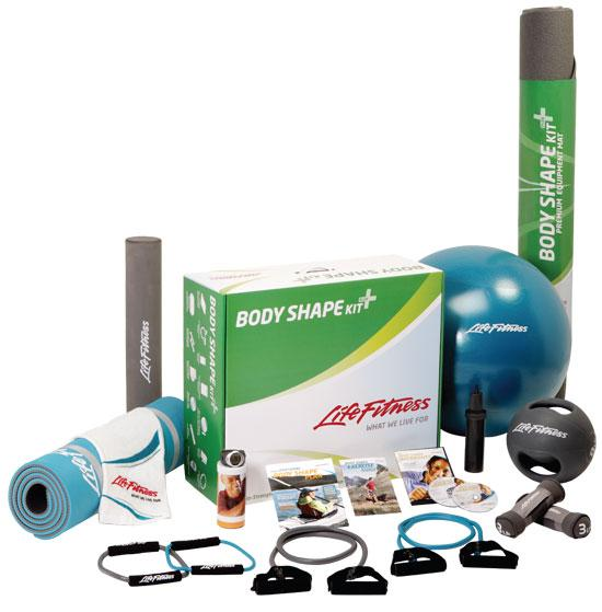 Life Fitness BodyShape KIT+  LFBODYSHAPEPLUS