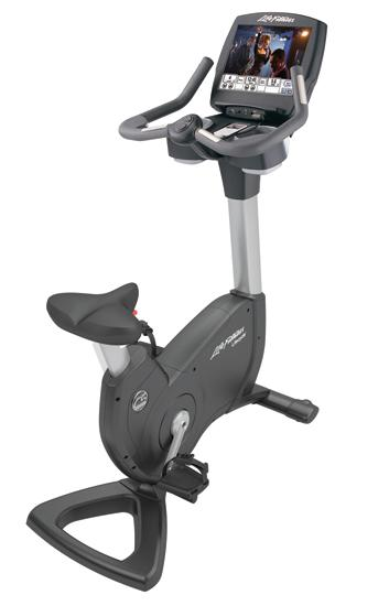 "Life Fitness hometrainer Platinum Club Series Cycle Engage 15"" PCSC Gebruikt LFPCUPRIGHTENGA"