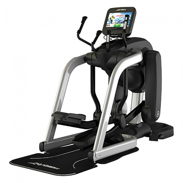 LifeFitness Platinum Club Series Flexstrider Discover SE WIFI  PH-PCFEE-XWXXD-0101C