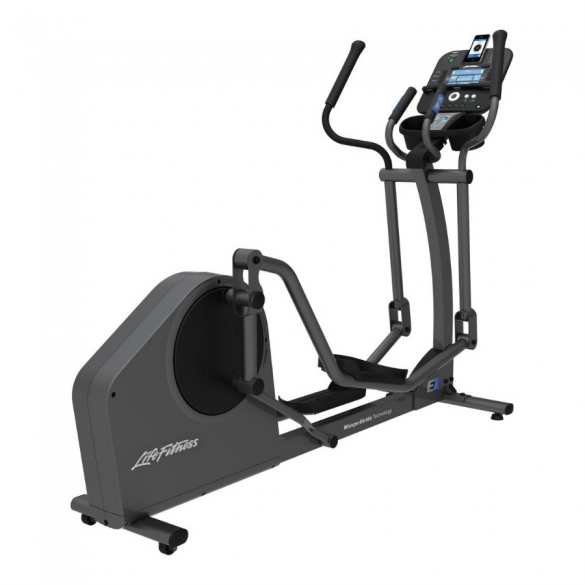 Life Fitness E1 Track+ crosstrainer tweedehands model  LFE1TRACK2dehands-NLF