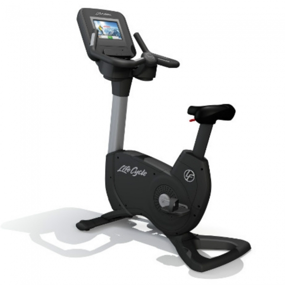 Life Fitness Treadmill Discover Si: Life Fitness Hometrainer Elevation Series 95C Discover SI