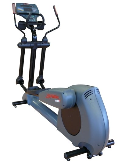 Life Fitness crosstrainer 9500HR Next generation gebruikt  BBLFCT9500HR