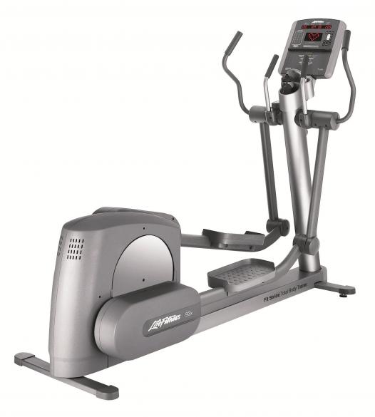 Life Fitness crosstrainer 95Xi gebruikt  BBLFCT95XI