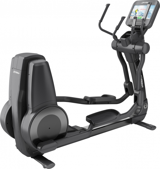 LifeFitness crosstrainer Platinum Club Series Discover SE Black Onyx  PCSXEBLACKONYX
