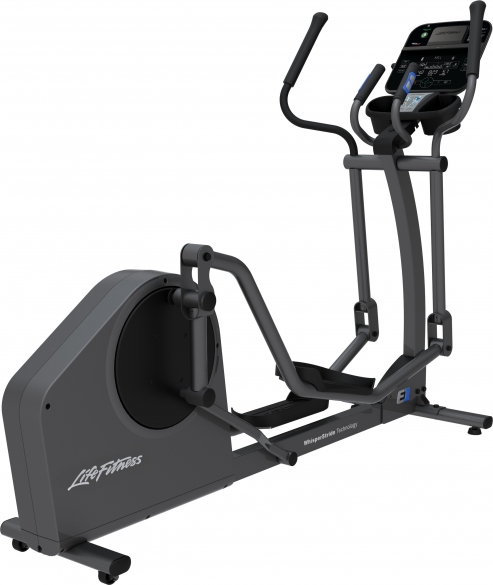 Life Fitness crosstrainer E1 Track Connect  LFE1TRACKCONNECT