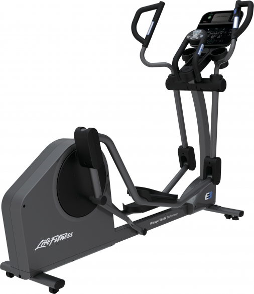 Life Fitness crosstrainer E3 Track Connect  LFE3TRACKCONNECT