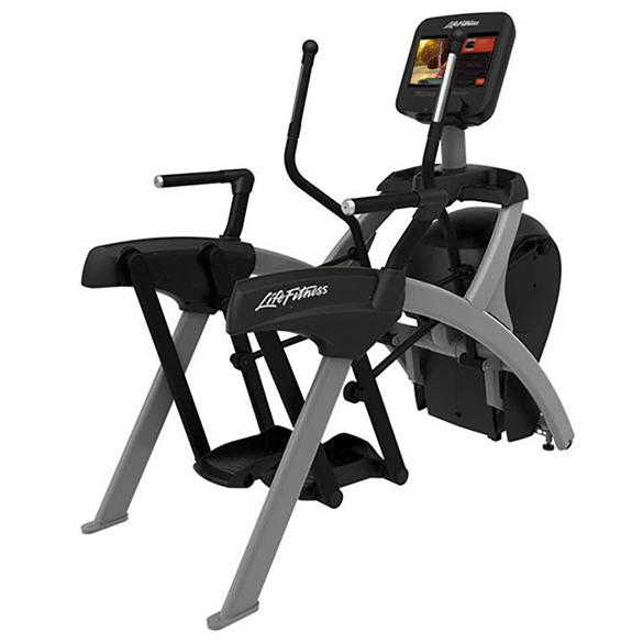 Life fitness GSC Arc crosstrainer SE3HD gebruikt  XX 95GS-ALLHX-0101-GEBR