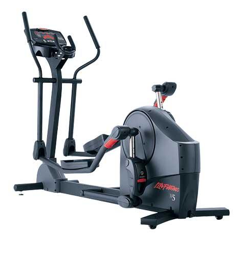 Life Fitness crosstrainer X5i gebruikt  LFX5iGEBRUIKT