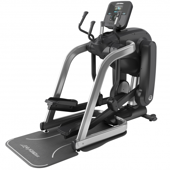 Life Fitness Platinum Club Series Flexstrider Explore Arctic Silver  PH-PCSFX-XWXXX-0101C