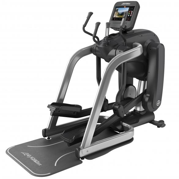 Life Fitness Platinum Club Series Flexstrider Discover SE3 Arctic Silver  PH-PCFEE-3WXXD-0101