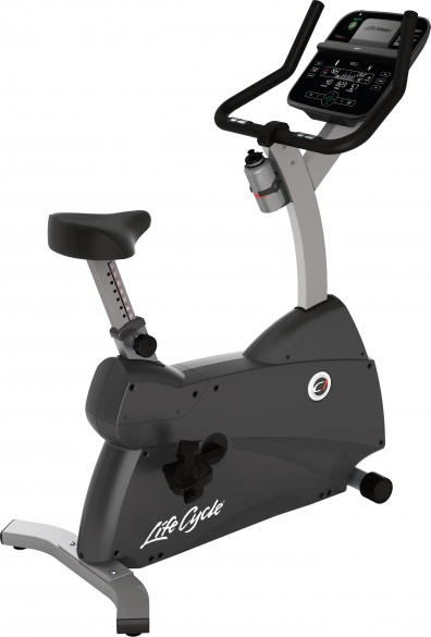 Life Fitness hometrainer LifeCycle C1 Track Connect gebruikt  LFHTC1TRCO-GBRKT