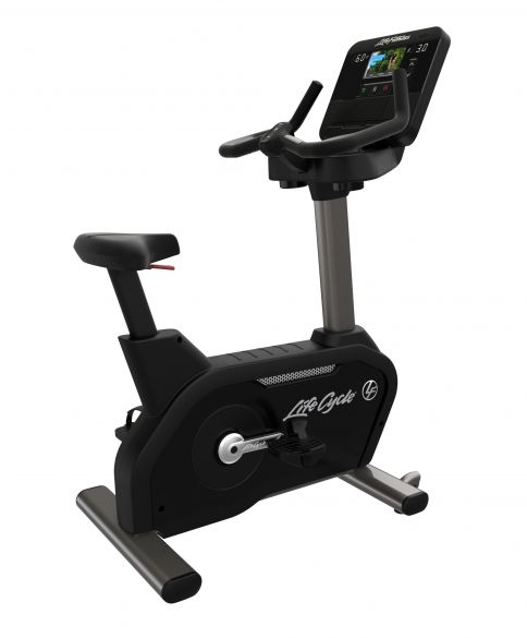 Life Fitness hometrainer Upright LifeCycle Club Series +  PH-CSLUDX-0000C-01