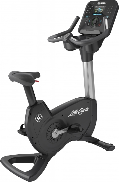 Life Fitness hometrainer Platinum Club Series Explore Arctic Silver  PH-PCCIE-IWXXX-0107C