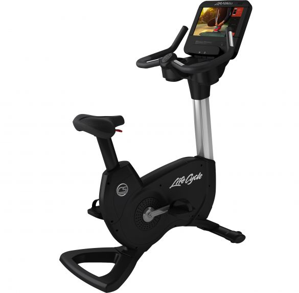 Life Fitness hometrainer Platinum Club Series Discover SE3-HD Arctic Silver  PH-PCCEE-3WXDD-0107