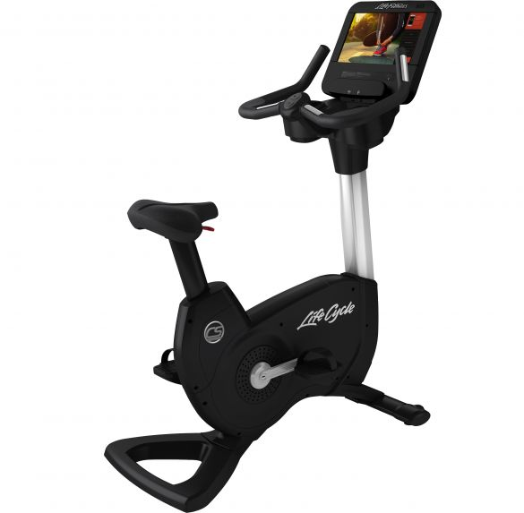 Life Fitness hometrainer Platinum Club Series Discover SE3-HD Diamond White  PH-PCCEE-3WXDD-2107C