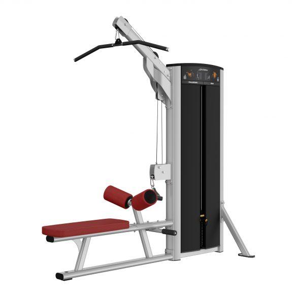 Life Fitness Axiom series lat pulldown / low row  PH-OPLR-01