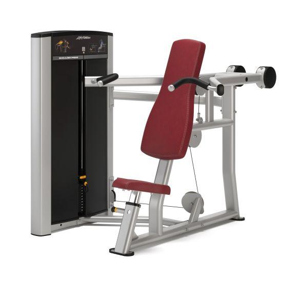 Life Fitness Axiom series shoulder press  PH-OPSP-01