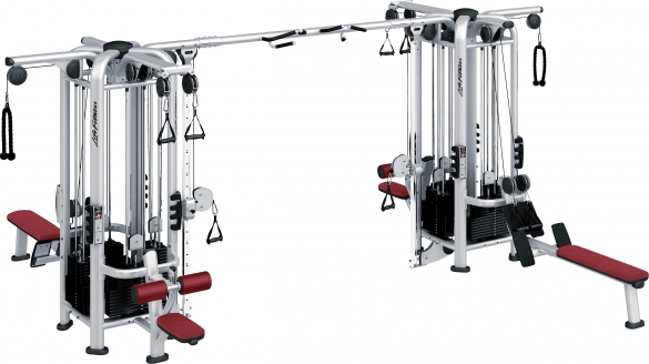 Life Fitness Multi Krachtstation Signature Series MJ8  LFMJ8