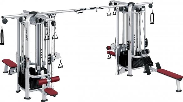Life Fitness Multi Krachtstation Signature Series MJ8  LFMJ8