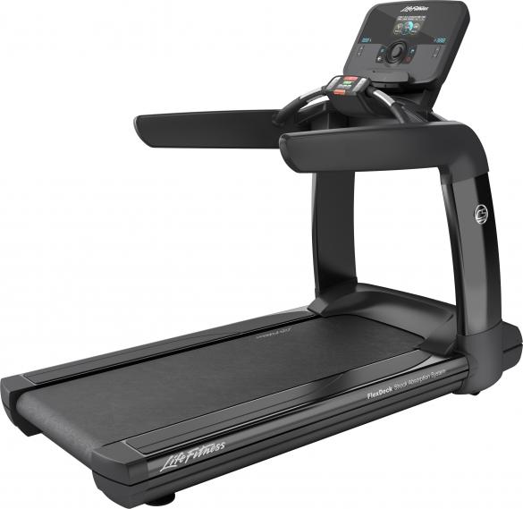 Life Fitness Treadmill Philippines: LifeFitness Loopband Platinum Club Series Explore Black