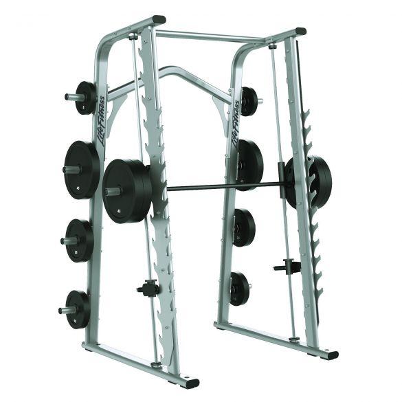 Life Fitness Optima Series Smith Rack  PH-OSSM