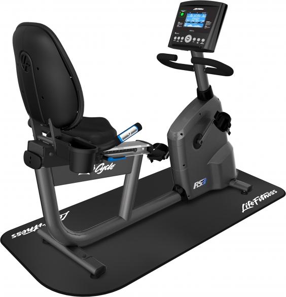 Life Fitness Premium onderlegmat 200 x 90 CM  SM-80-36-01